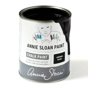 Vopsea Annie Sloan Chalk Paint™ Athenian Black